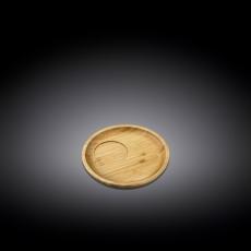 Блюдце круглое 10 см WL‑771109/A, фото 1