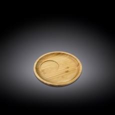 Блюдце круглое 12,5 см WL‑771110/A, фото 1