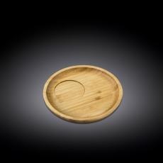 Блюдце круглое 15 см WL‑771111/A, фото 1