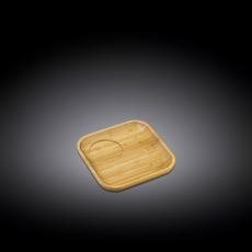 Блюдце квадратное 10x10 см WL‑771113/A, фото 1