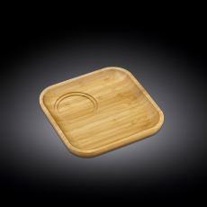 Блюдце квадратное 17,5x17,5 см WL‑771116/A, фото 1