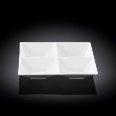 Менажница квадратная 15x15 см WL‑992017/A, фото 1