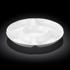 Менажница круглая 25,5 см WL‑992019/A, фото 1