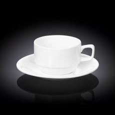 Чашка чайная и блюдце 220 мл WL‑993008/AB, фото 1