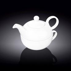 Чайник заварочный 375 мл и чашка 340 мл WL‑994048/1C, фото 1