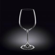 Набор из 6-ти бокалов для вина 600 мл WL‑888014/6A, фото 1