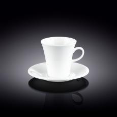 Чашка кофейная и блюдце 160 мл WL‑993005/AB, фото 1