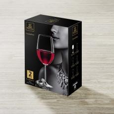 Набор из 2-х бокалов для вина 770 мл WL‑888000/2C, фото 2