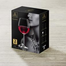 Набор из 2-х бокалов для вина 630 мл WL‑888002/2C, фото 2