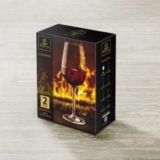Набор из 2-х бокалов для вина 470 мл WL‑888033/2C, фото 2