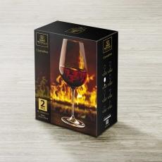 Набор из 2-х бокалов для вина 700 мл WL‑888035/2C, фото 2