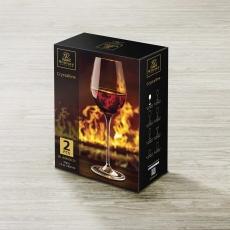 Набор из 2-х бокалов для вина 400 мл WL‑888036/2C, фото 2