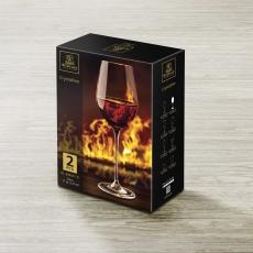 Набор из 2-х бокалов для вина 510 мл WL‑888037/2C, фото 2
