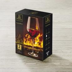 Набор из 2-х бокалов для вина 740 мл WL‑888038/2C, фото 2