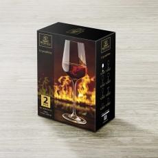 Набор из 2-х бокалов для вина 430 мл WL‑888039/2C, фото 2