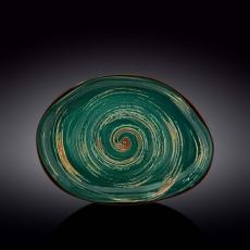Блюдо в форме камня 33x24,5 см WL‑669542/A, фото 1