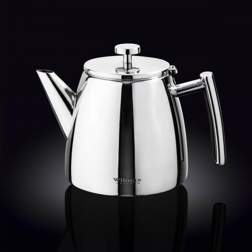 Чайник заварочный двустенный 1200 мл WL‑551107/1C, фото 3