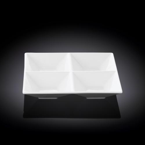 Менажница квадратная 15x15 см WL‑992017/A, фото 3