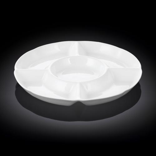 Менажница круглая 25,5 см WL‑992019/A, фото 3