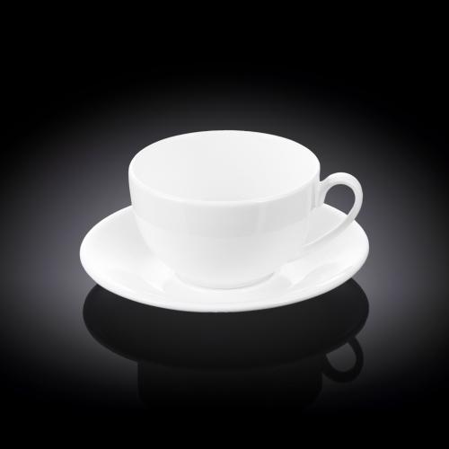Чашка чайная и блюдце 250 мл WL‑993000/AB, фото 3