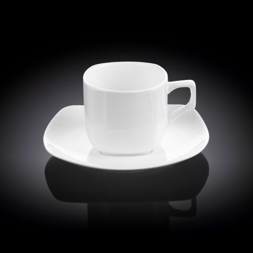 Чашка чайная и блюдце 200 мл WL‑993003/AB, фото 3