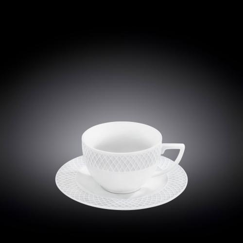 Чашка чайная и блюдце 240 мл WL‑880105‑JV/AB, фото 1