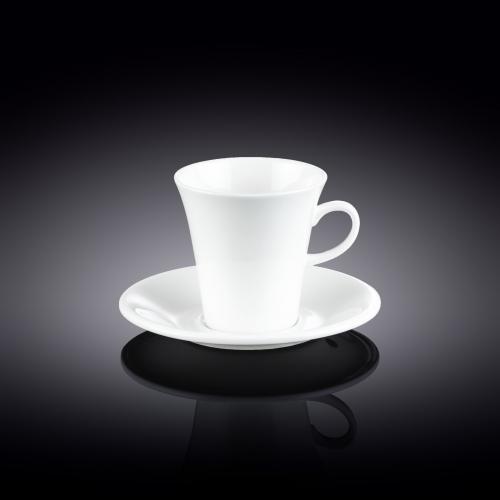 Чашка кофейная и блюдце 160 мл WL‑993005/AB, фото 3