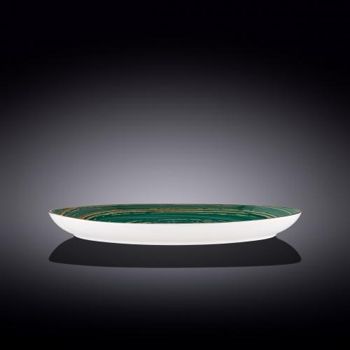 Блюдо в форме камня 33x24,5 см WL‑669542/A, фото 4